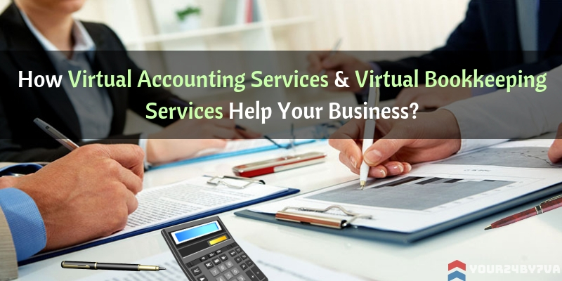 Virtual Accounting Services & Virtual Bookkeeping Services
